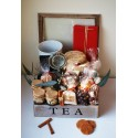 La caja de té y mucho más