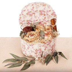 Sombrero en flor